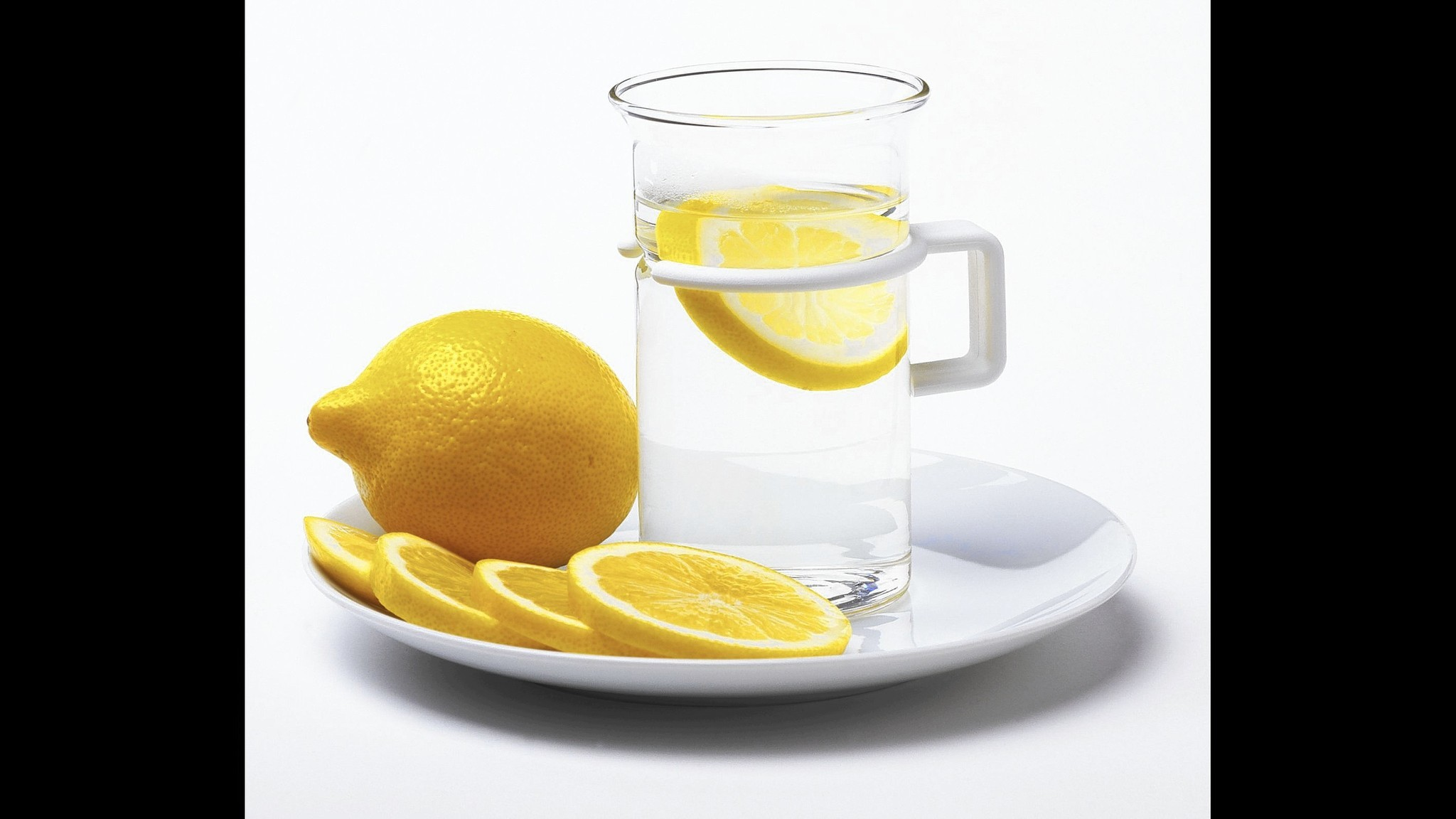 Why drinking water with lemon is good for you