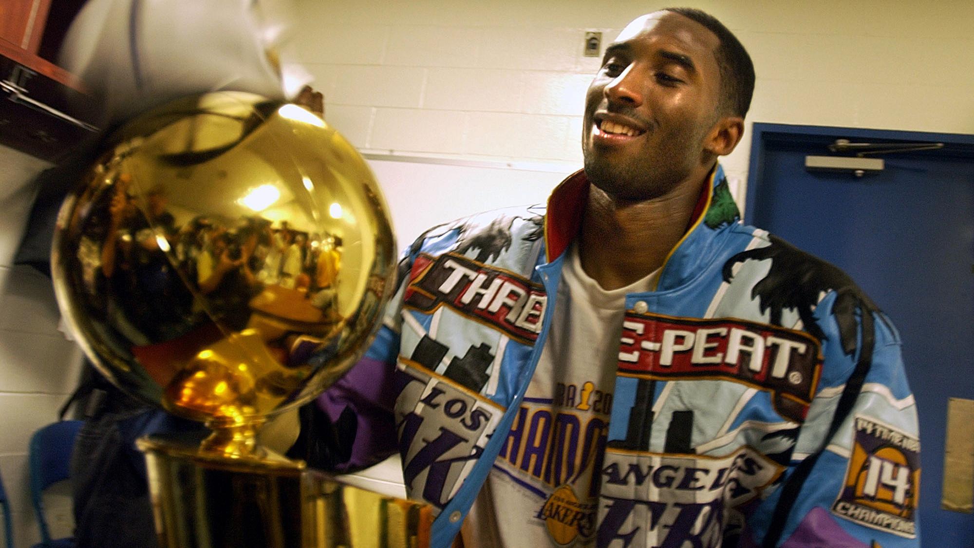 Kobe Bryant had a 5-2 record in NBA Finals - LA Times