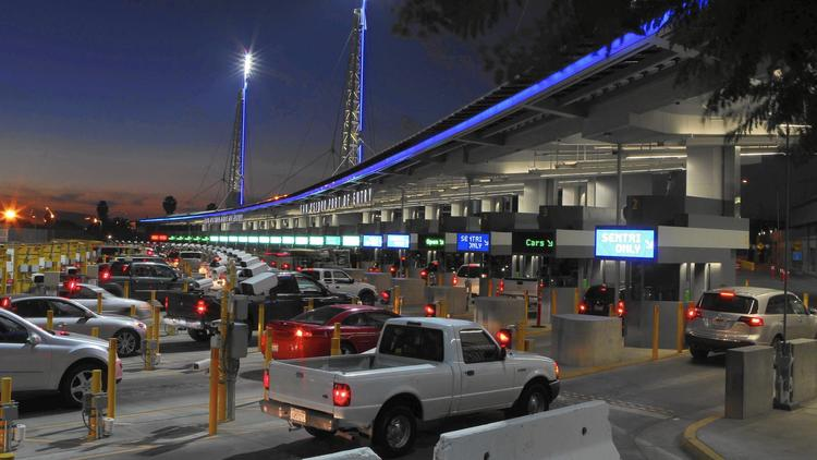 San Ysidro Port of Entry