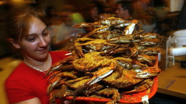 Top Ten Crab Houses