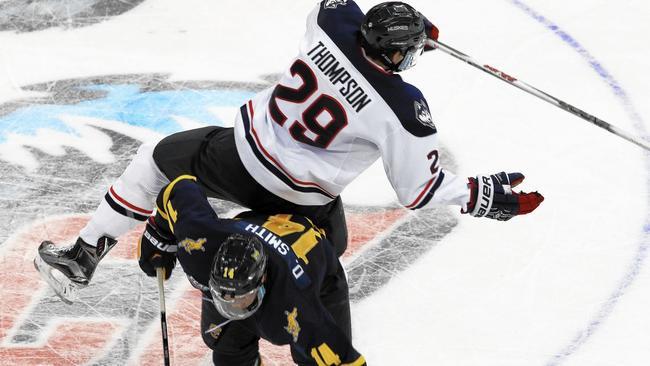 Hockey East: UConn Hockey Coach Has High Expectations For Next Season