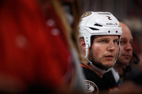 Kevin Bieksa Might Return From Injury To Play For Ducks On Sunday