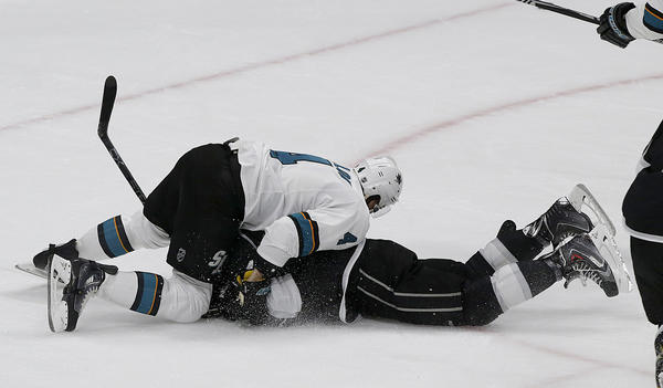 Kings Hope To Find Shooting Accuracy After Falling Behind, 2-0, To Sharks