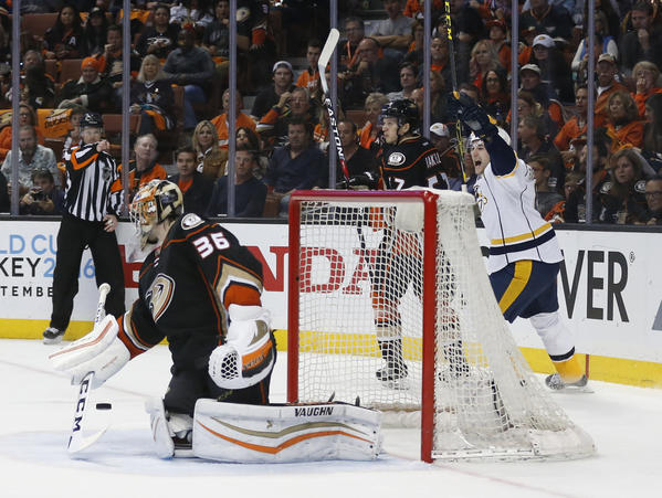 Ducks Are In Peril After A 3-2 Loss To Predators