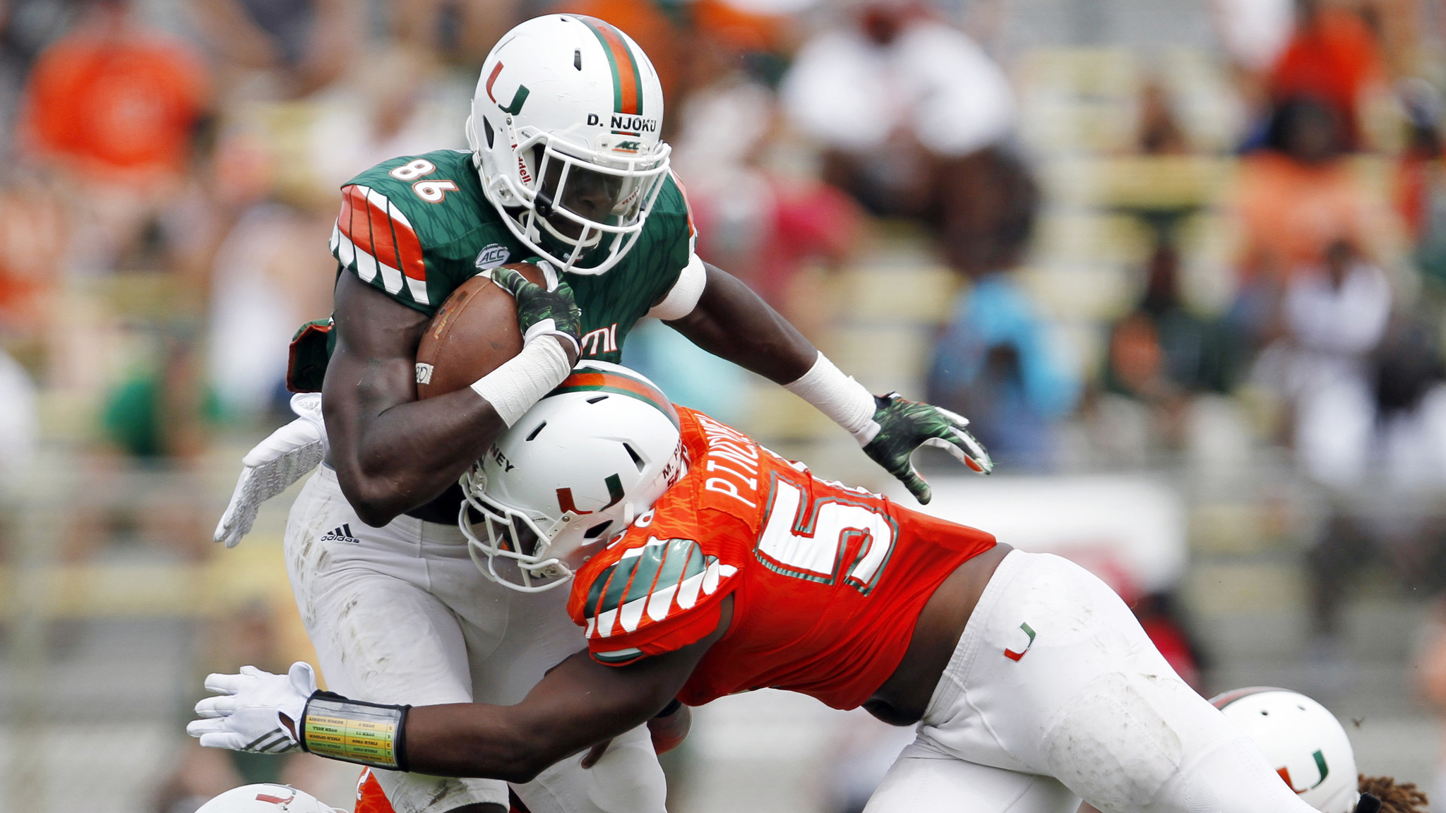 Miami Hurricanes Video Highlights Today