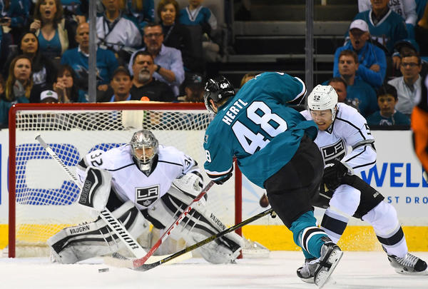 Three Keys To Kings' 2-1 Victory Over Sharks In Game 3