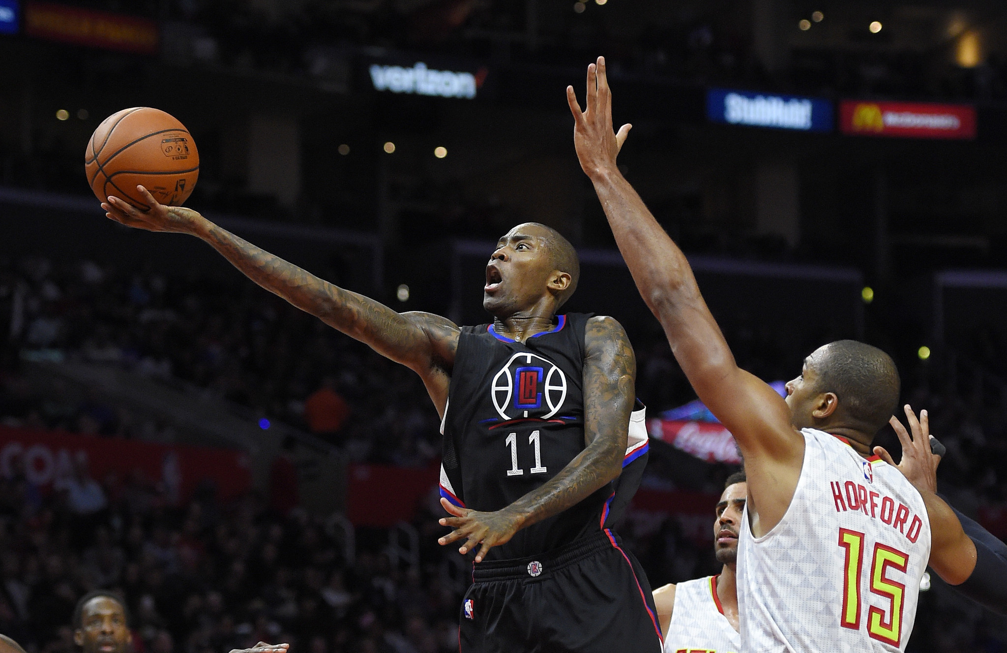 Clippers Jamal Crawford wins sixth man award for the third time