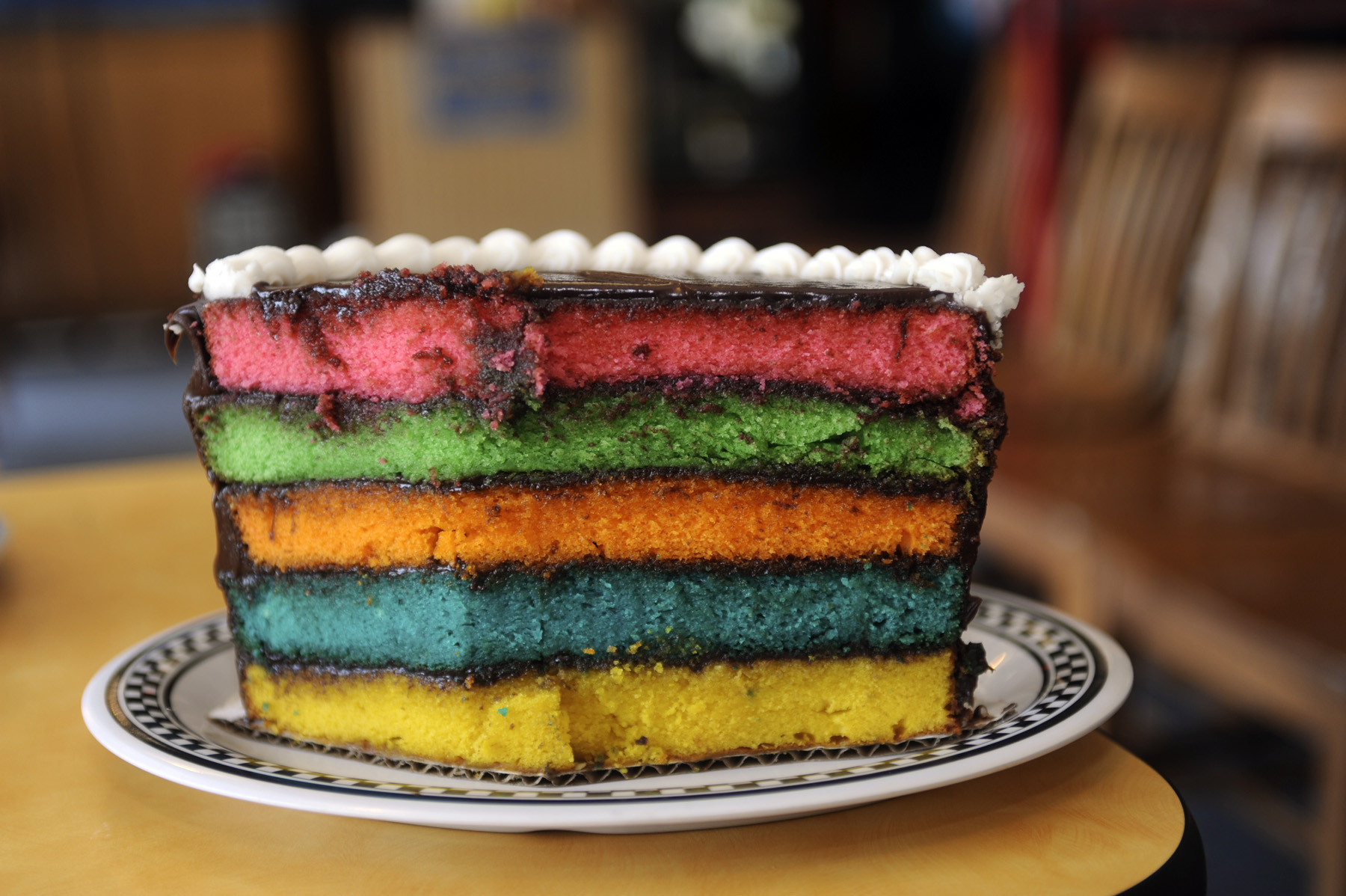 Recipe finder classic baltimore rainbow cake baltimore sun forumfinder