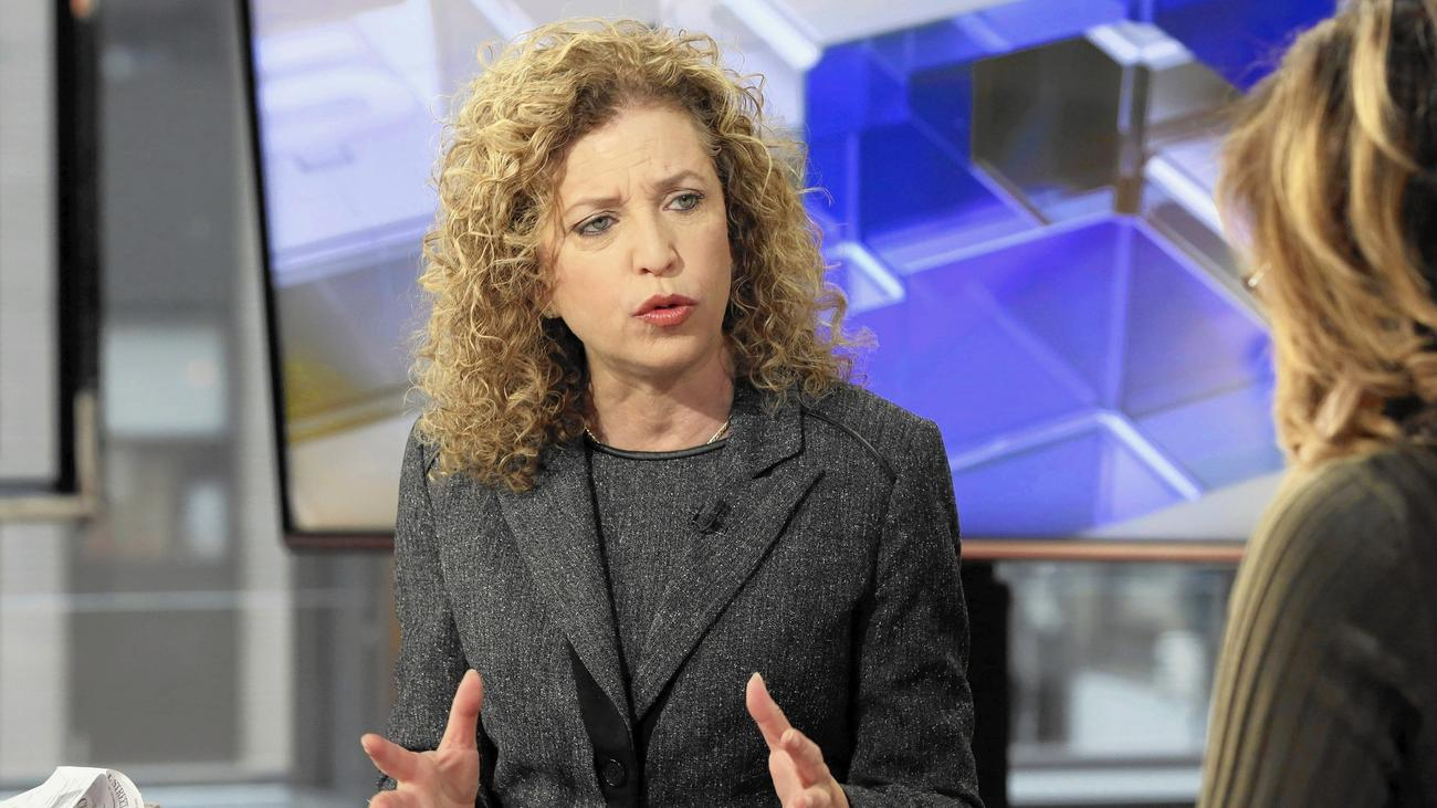 Debbie Wasserman Schultz (Richard Drew / Associated Press)