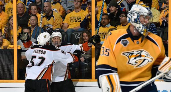 Three Keys To The Ducks' 3-0 Win Over The Predators In Game 3
