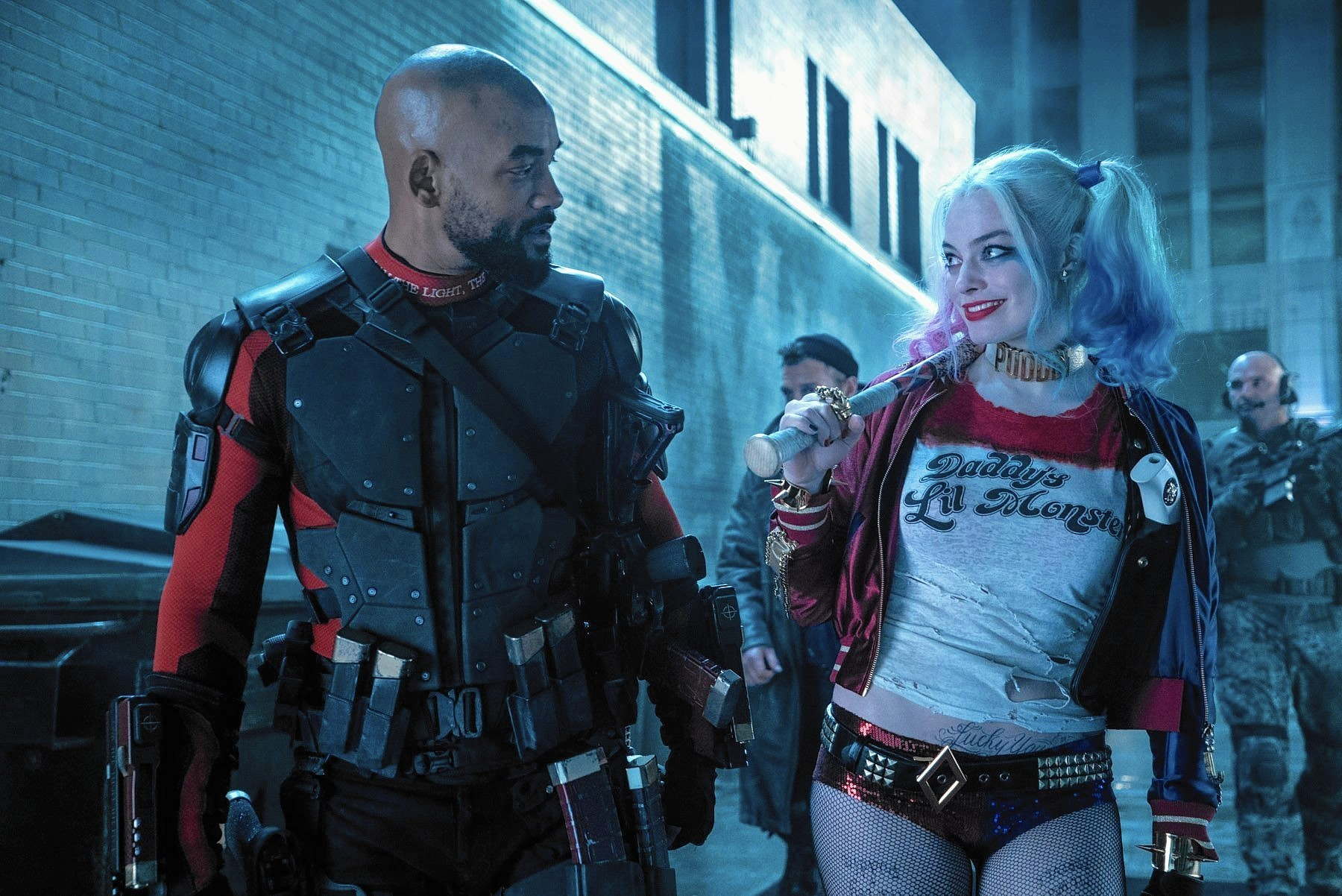 SS - Deadshot and Harley Quinn