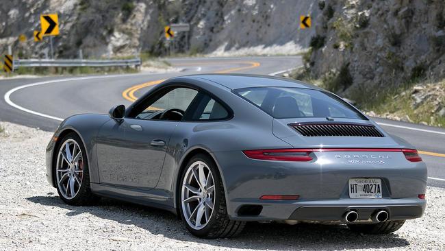2017 porsche 911 carrera 4s - Porsche 911