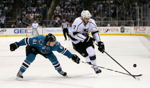 Sharks Use Power-play Goals To Beat Kings, 3-2, Take 3-1 Lead In Series