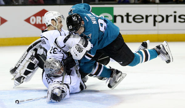 Three Keys In The Kings' 3-2 Loss To The Sharks In Game 4