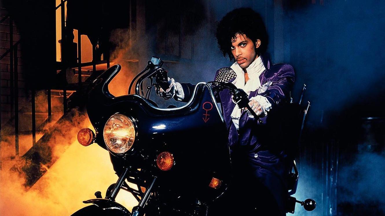 "Prince in 1984's ""Purple Rain."" (Warner Bros.)"