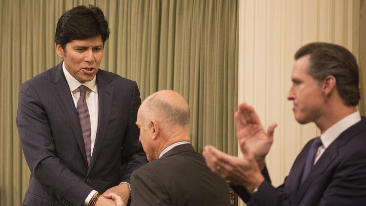 politics essential updates brown signs control bills story