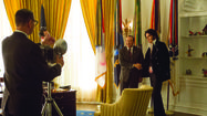 'Elvis and Nixon' is well-acted, sometimes entertaining utter nonsense