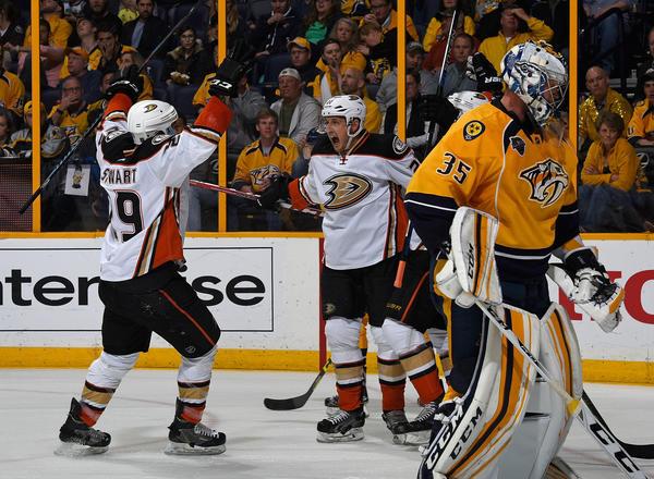 Three Keys To Ducks' 4-1 Win Over Predators In Game 4