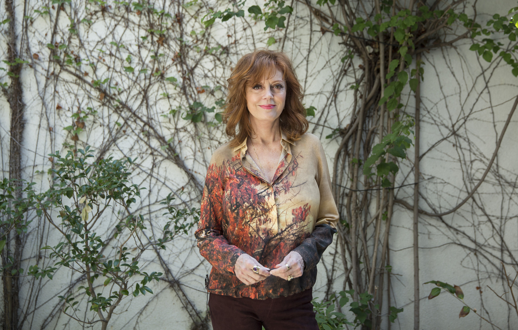 Unlike in 'The Meddler,' Susan Sarandon takes a hands-off approach as ...