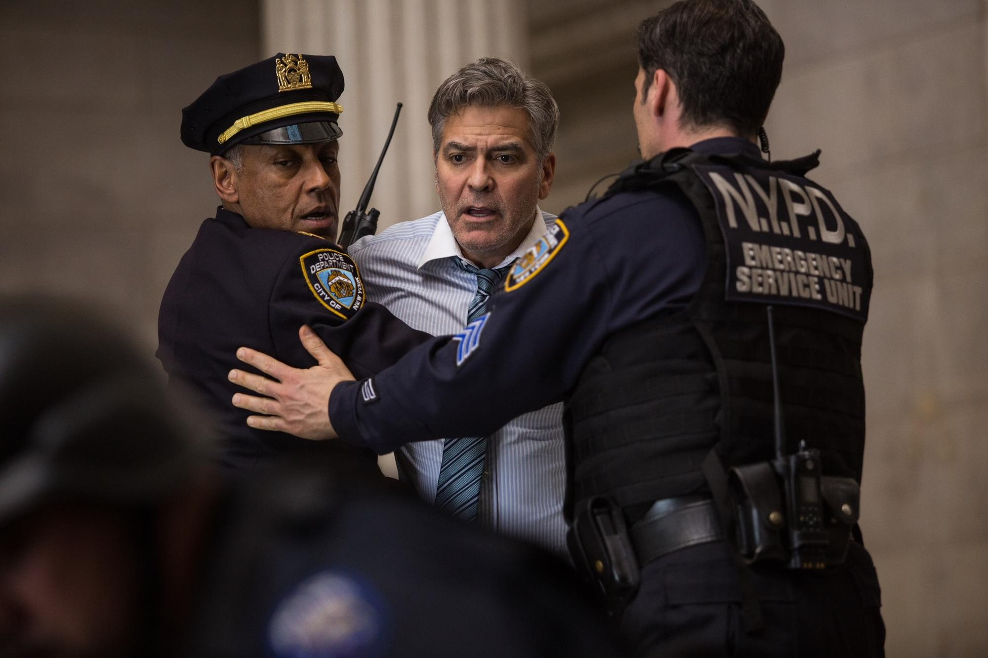 George Clooney in 'Money Monster'