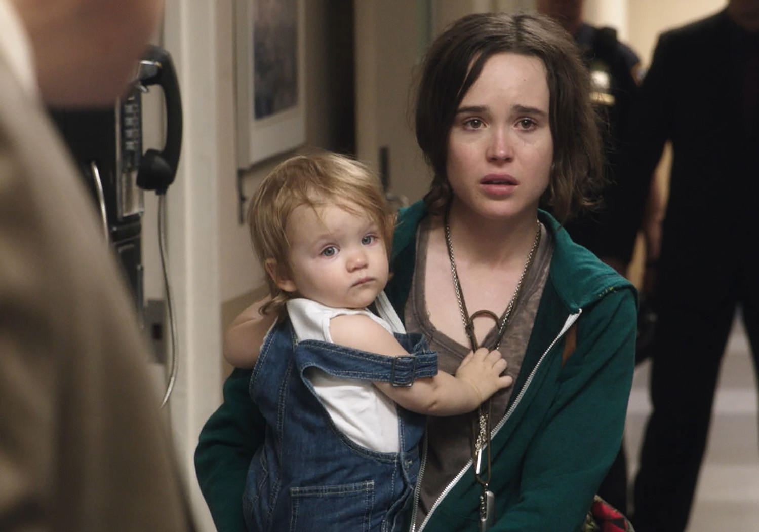 Ellen Page stars as Tallulah in 'Tallulah.'