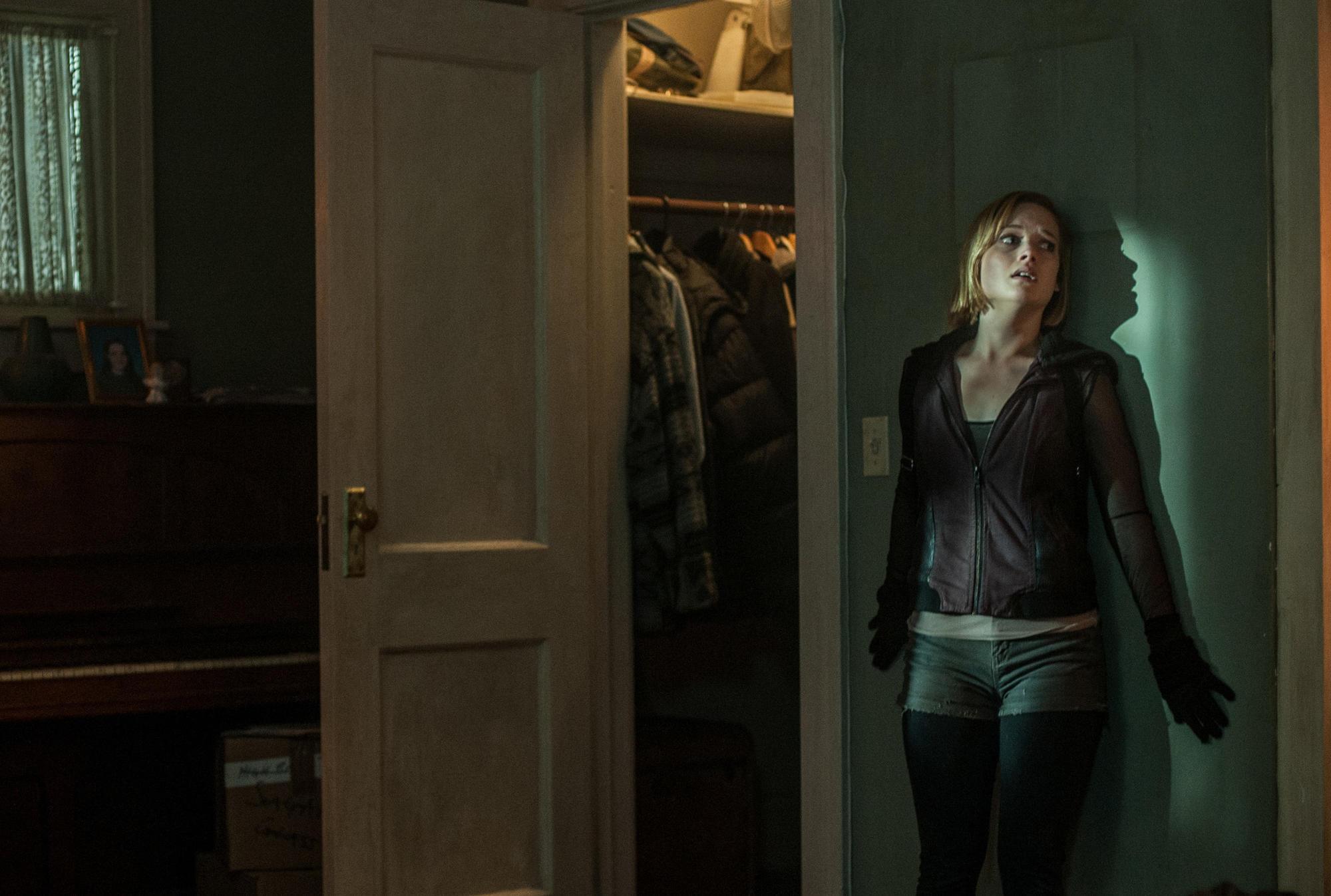"Jane Levy stars as Rocky in Screen Gems' horror-thriller ""Don't Breathe."""