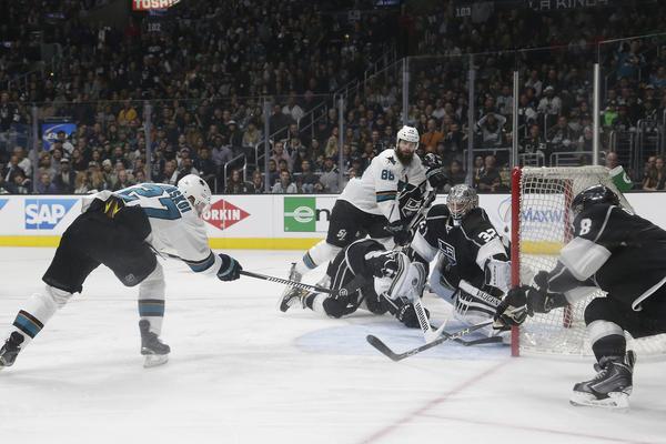 Three Keys To The Kings' 6-3 Loss To The San Jose Sharks