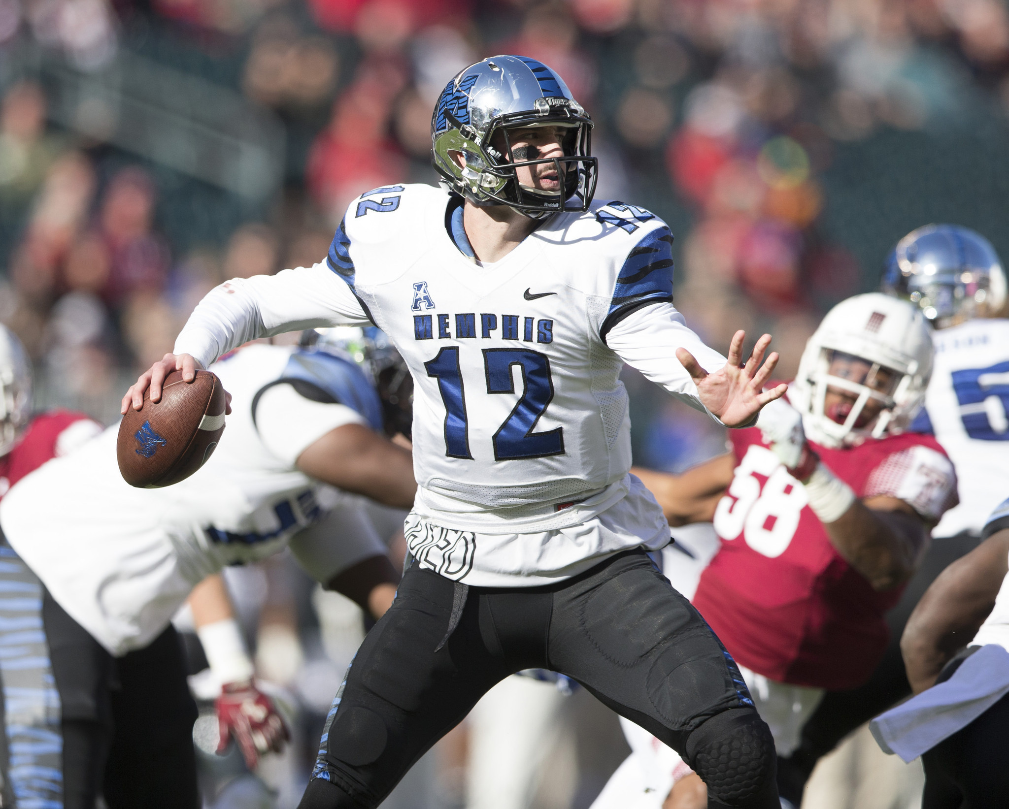 Paxton Lynch Rises From Obscurity In Deltona To Nfl Draft Orlando