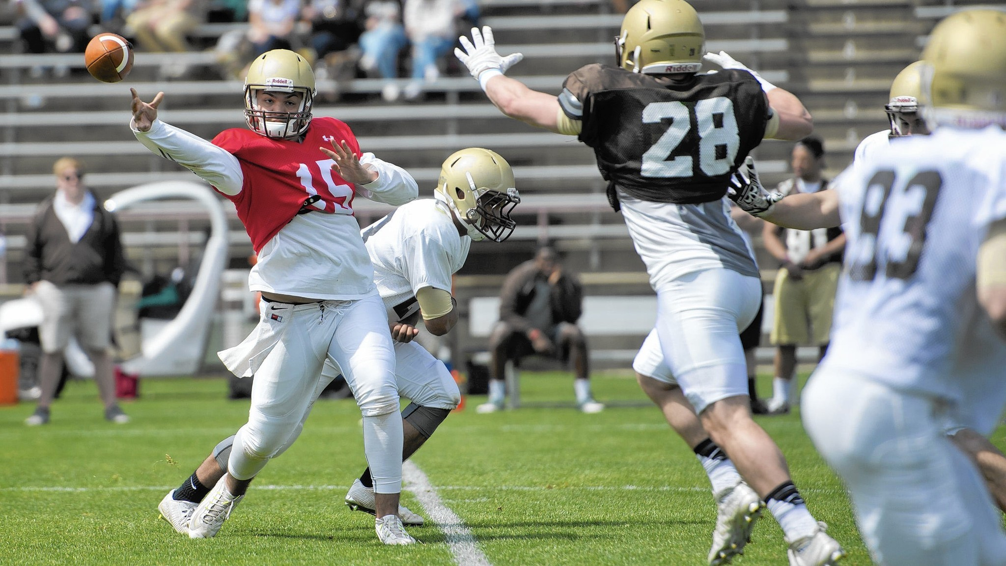 Five Questions for Lehigh Entering Spring Football Practice