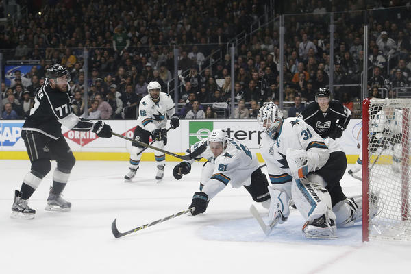 Shaky Defense Was Kings' Undoing In The Playoffs, And Fixing It Could Prove Difficult For GM Dean Lombardi