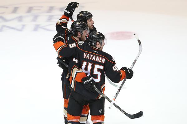 Frederik Andersen Is A Big Net Asset In Ducks' 5-2 Victory Over Predators