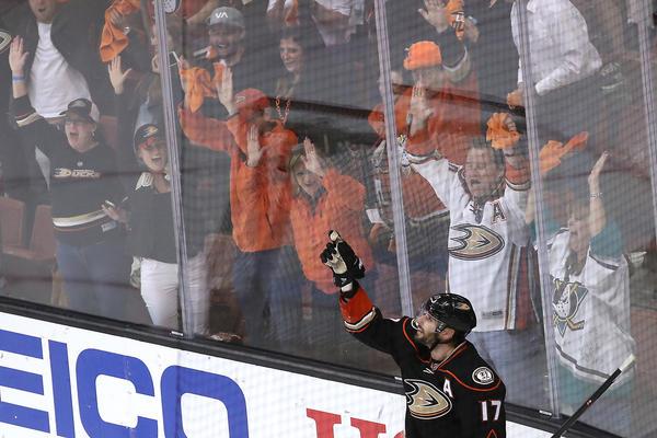 Three Keys To The Ducks' 5-2 Victory Over The Predators