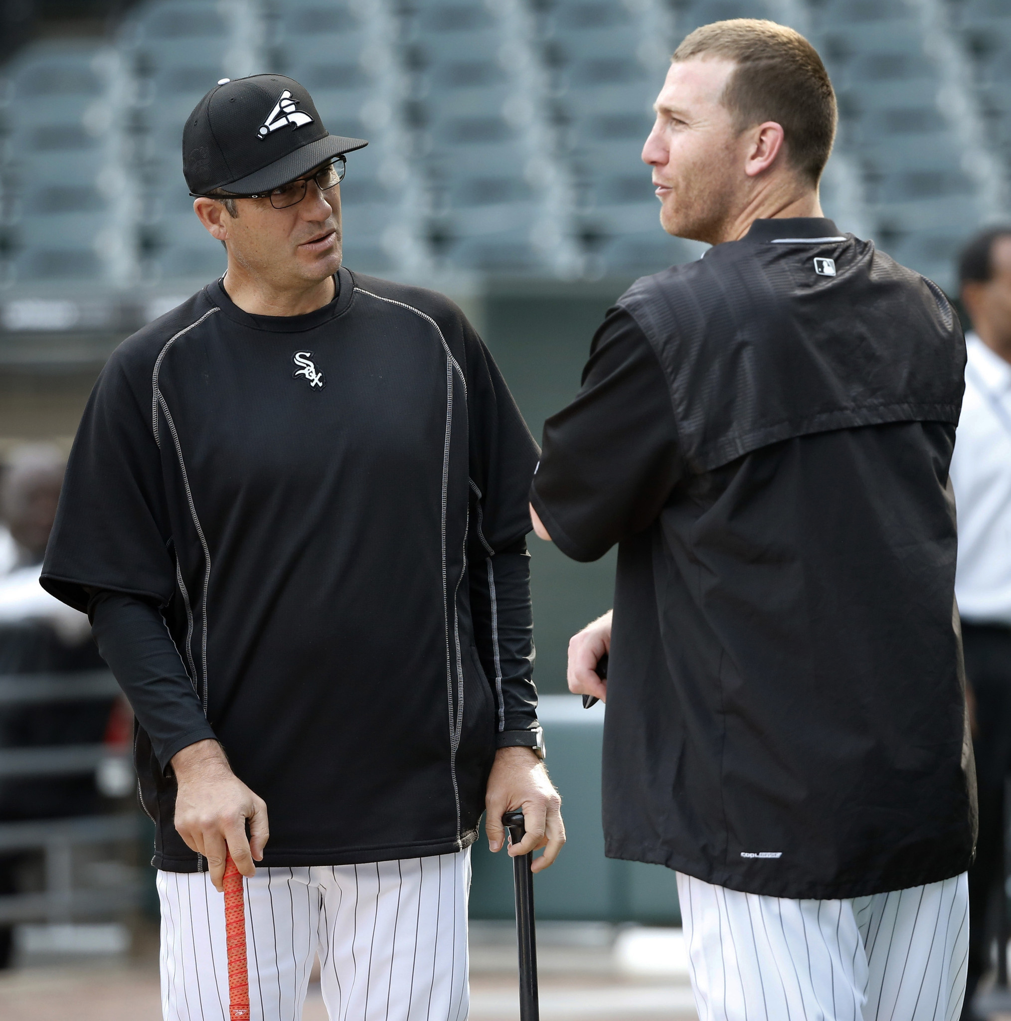 Jersey guy Todd Frazier eager to shore up White Sox