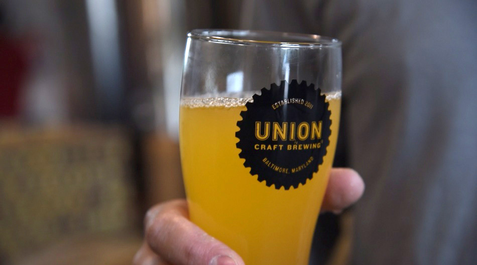 Get it while its available baltimore sun for Union craft brewing baltimore md
