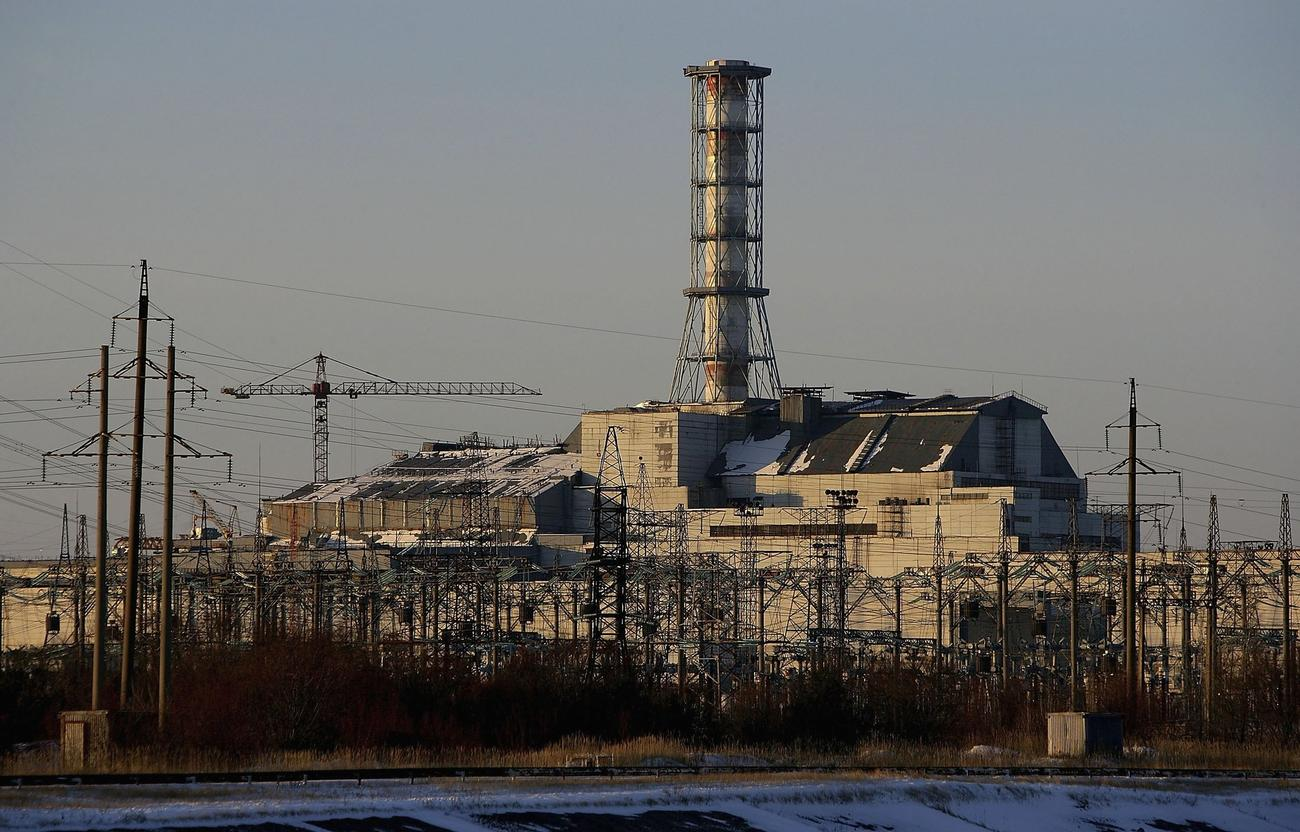 Look Back | Chernobyl, 30 years after nuclear power plant ...