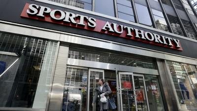 When Sports Authority closes, these retailers win