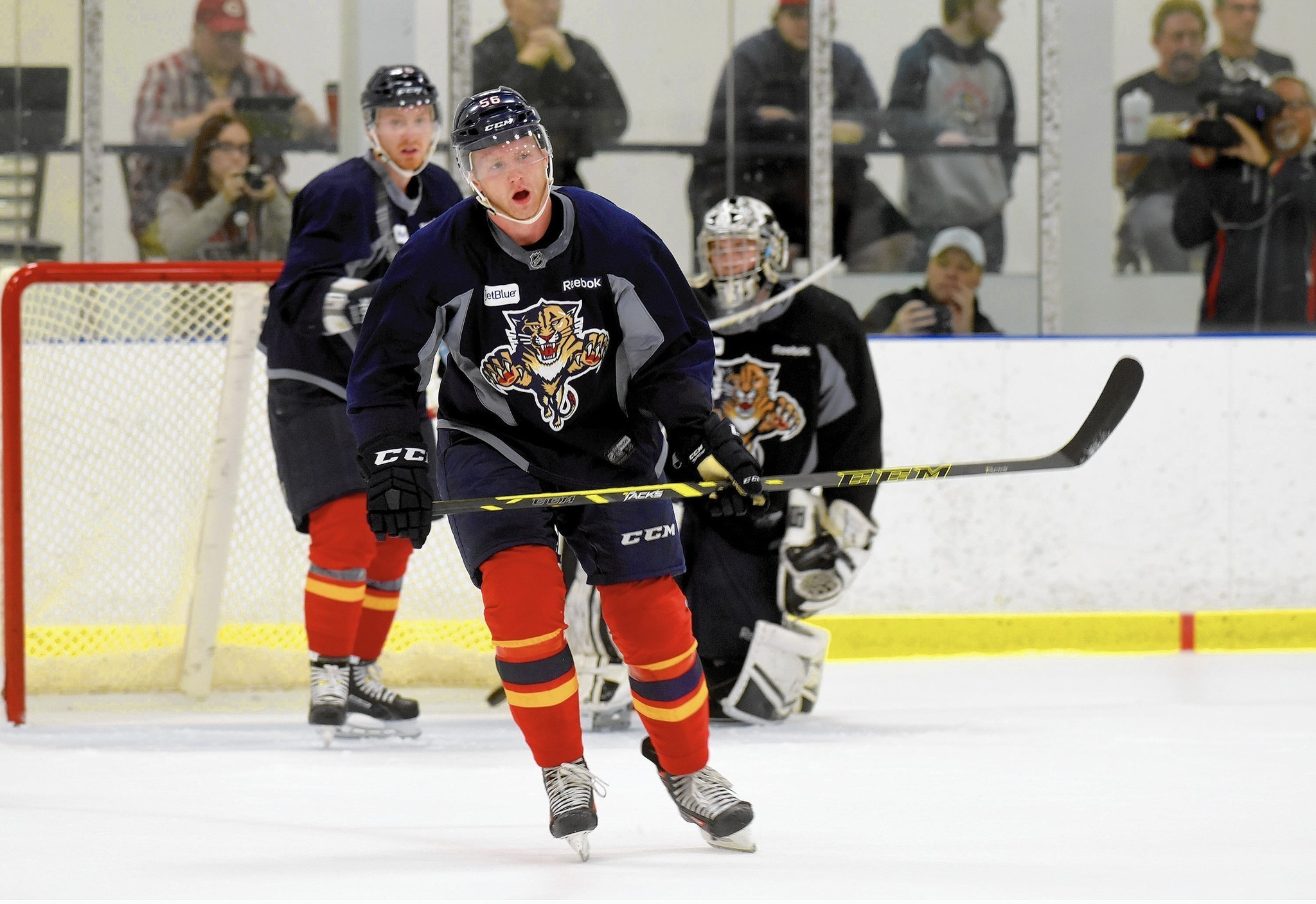 Sfl-panthers-send-matheson-shaw-and-mckegg-back-to-ahl-for-playoff-run-20160427