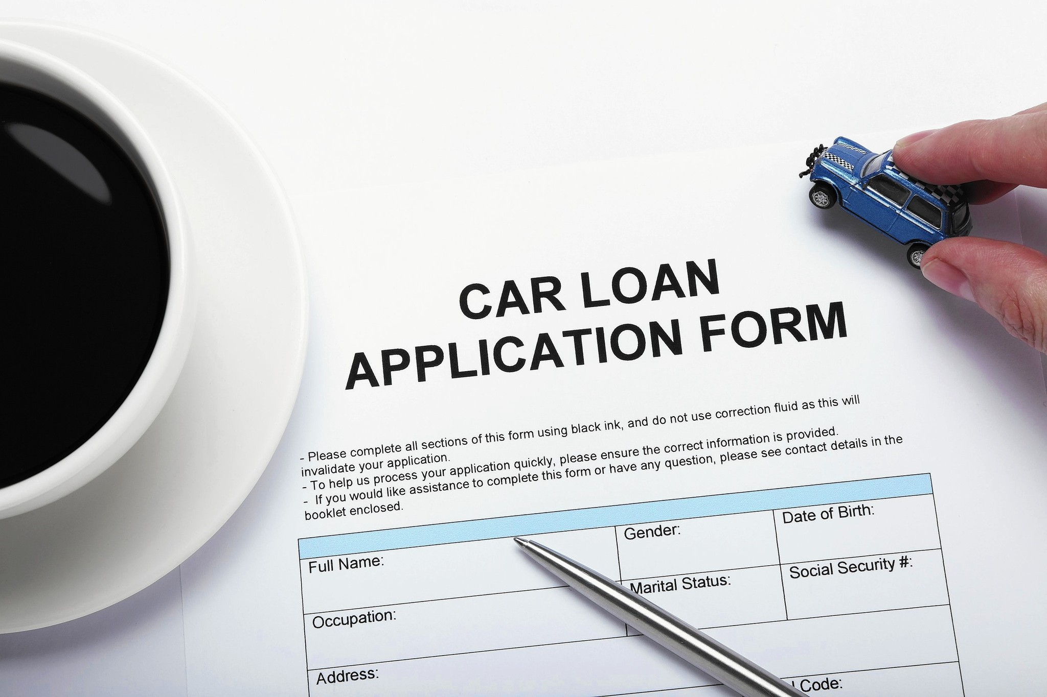 Need a car loan? Be aware of subprime lending