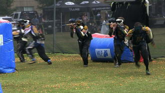 UCF paintball team battles 14 colleges and universities for national title