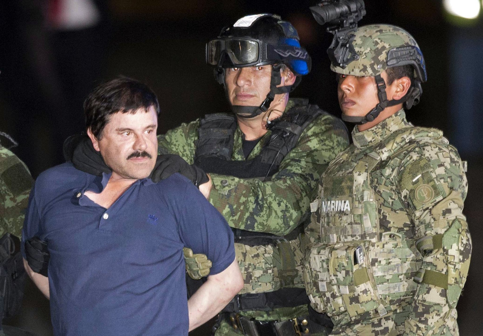 'El Chapo' prison escape a strong blow to Mexico's government