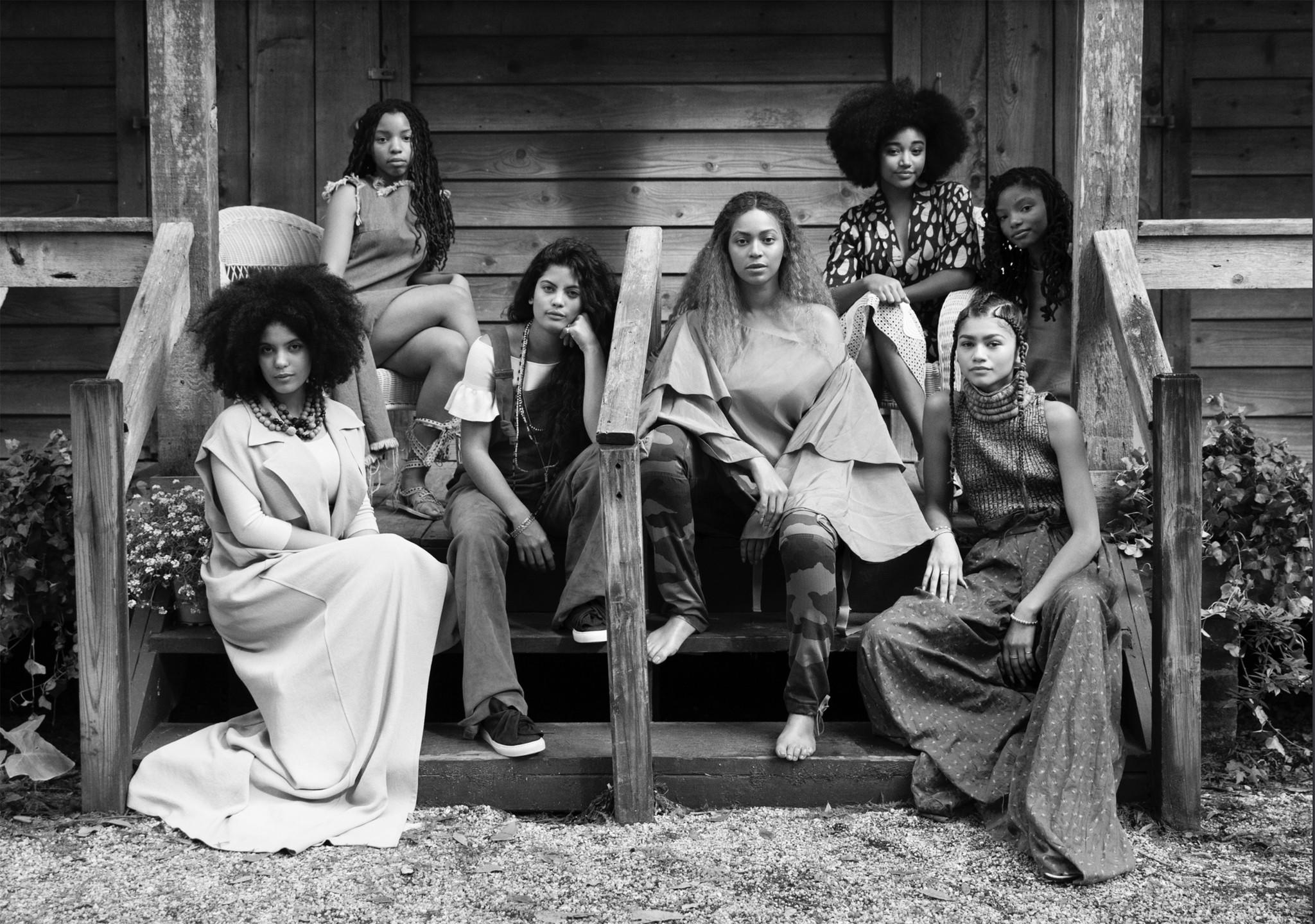 "Beyoncé's visual album ""Lemonade"" earned a 2017 Peabody Award. (Parkwood Entertainment)"