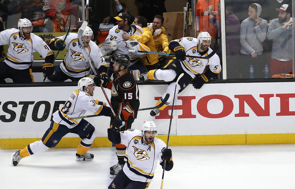 Ducks Revert To Old, Ineffective Form, And Another Game 7 Loss Is The Result