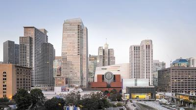 SFMOMA's expansion tries mightily but ultimately rings a bit hollow