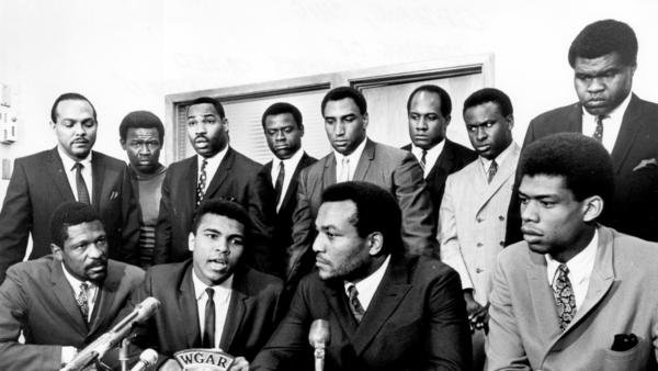 Muhammad Ali and the draft