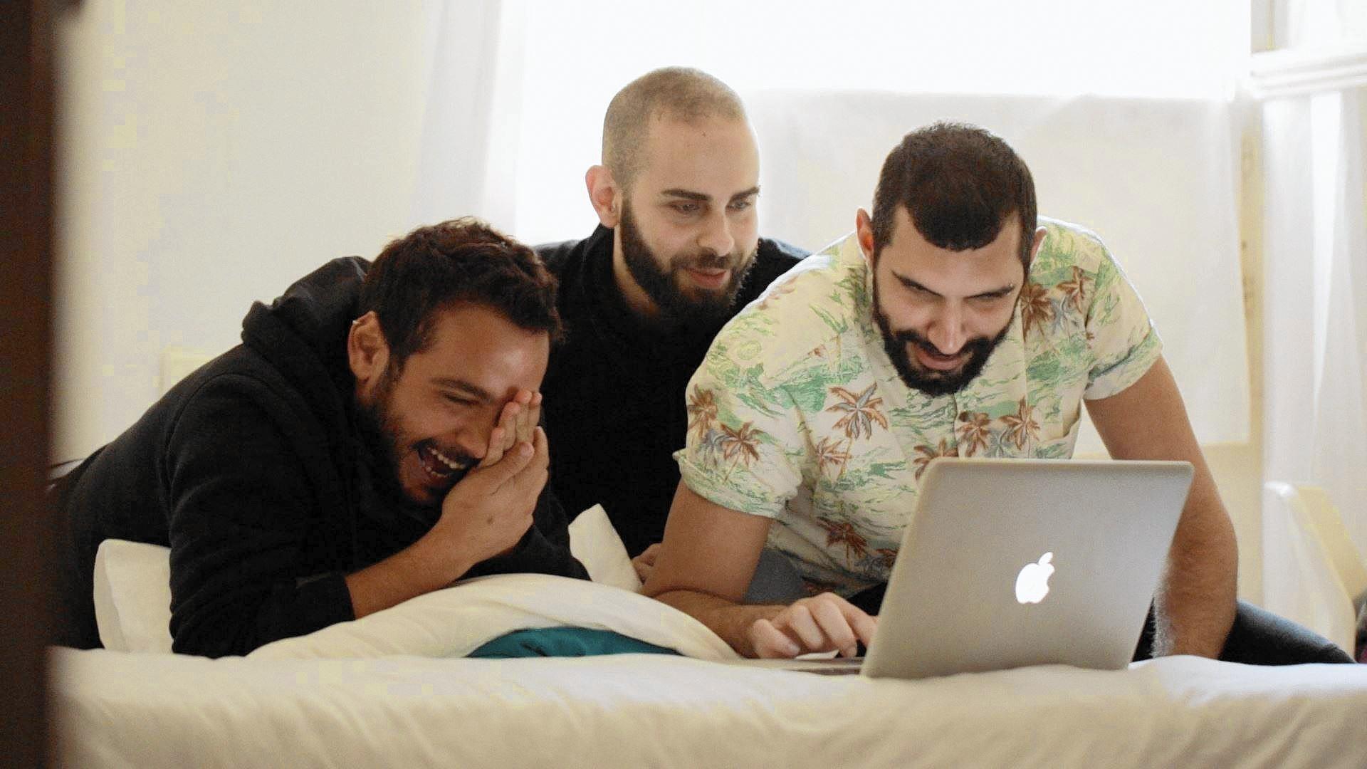 mountain gay men naked blog
