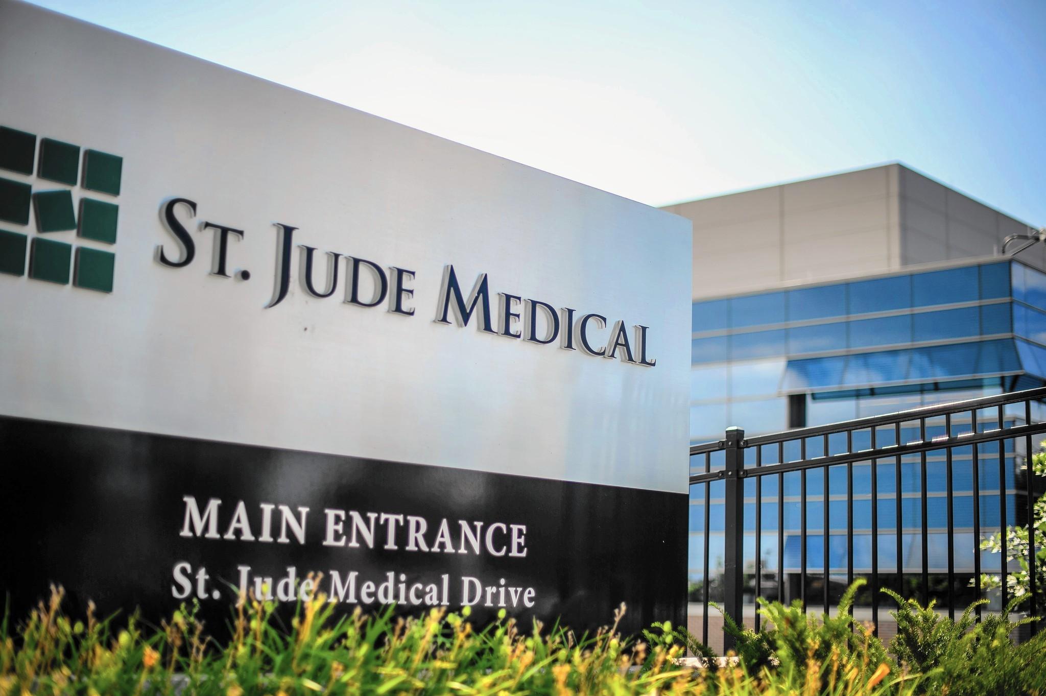Abbott agrees to buy St. Jude Medical for $25 billion