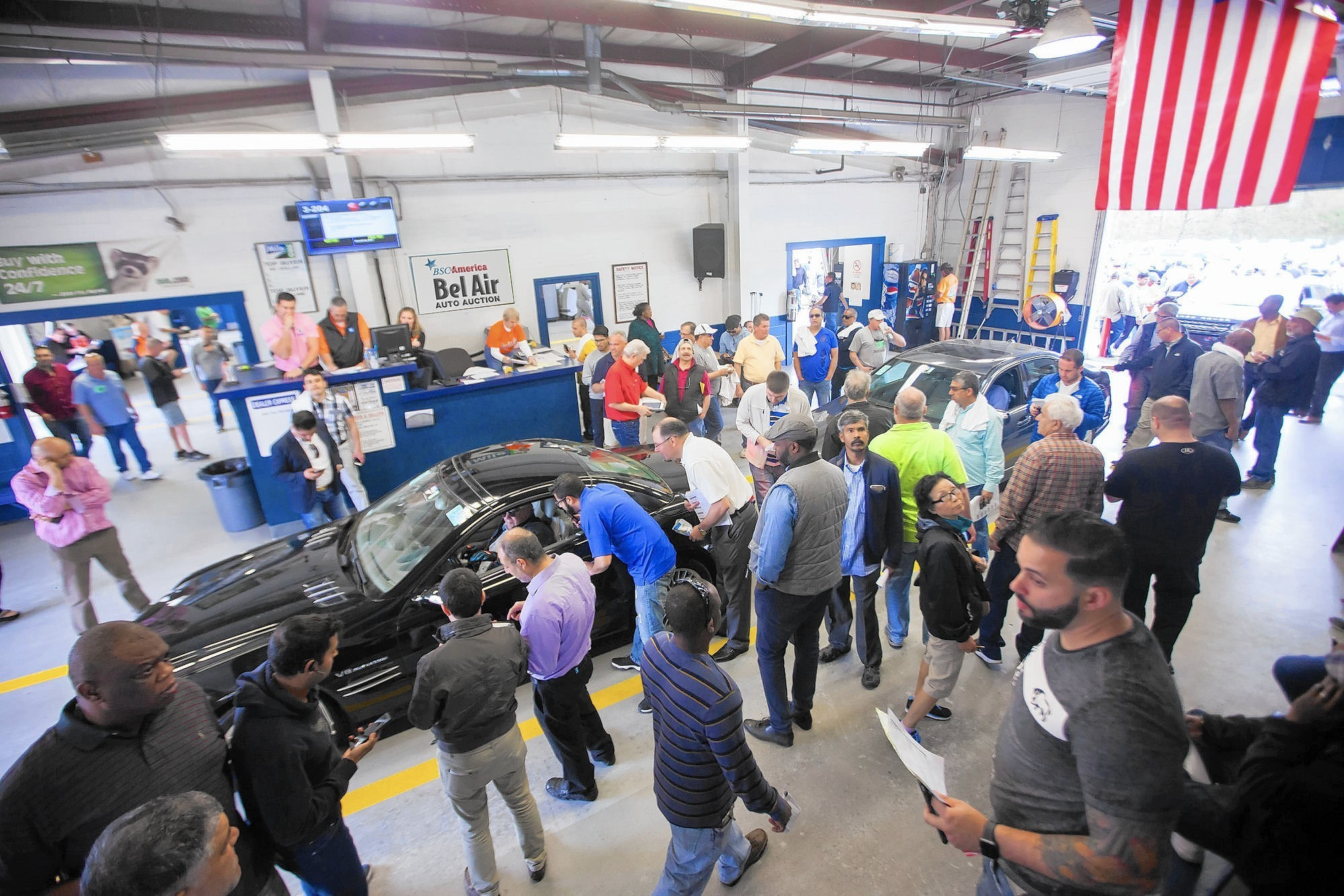 Bel Air Auto Auction Celebrates Final Anniversary Before Its Move