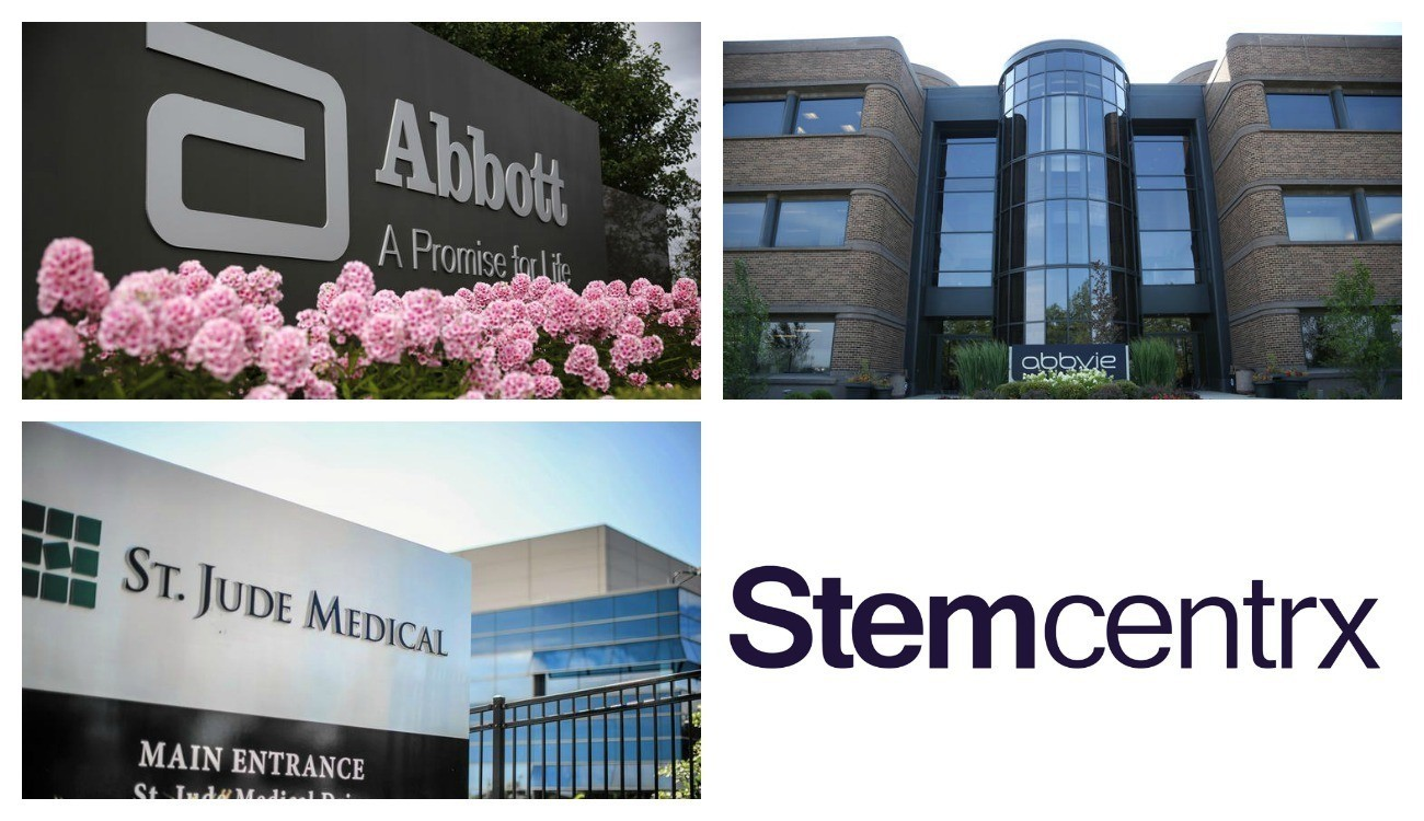 Abbott AbbVie Acquisitions Occur Amid Downturn In Deals After