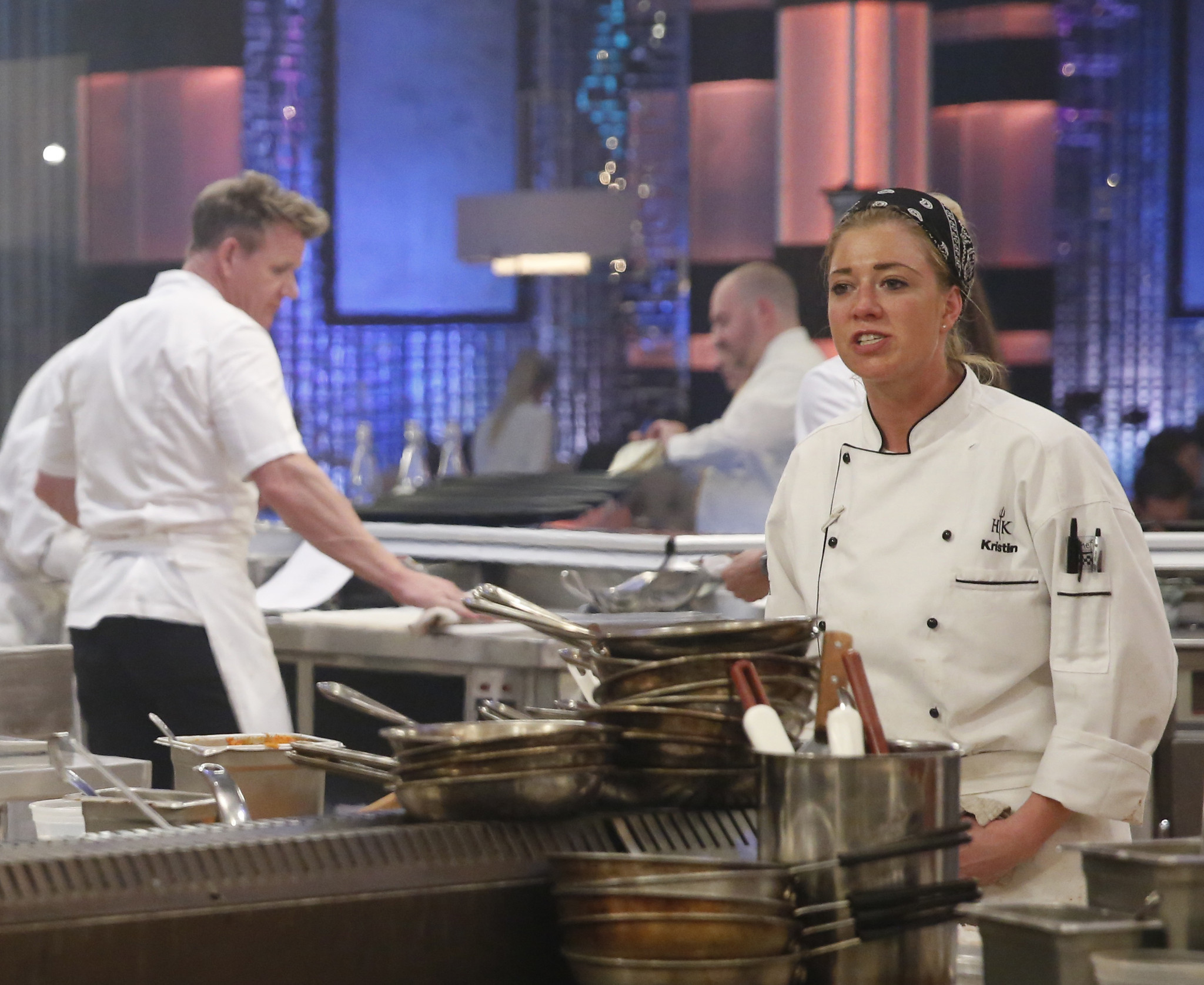 lakeview line cook hungry to win hell s kitchen chicago tribune