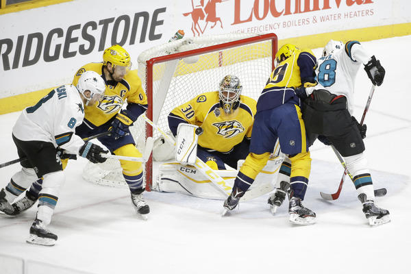 NHL Western Conference Semifinal Preview